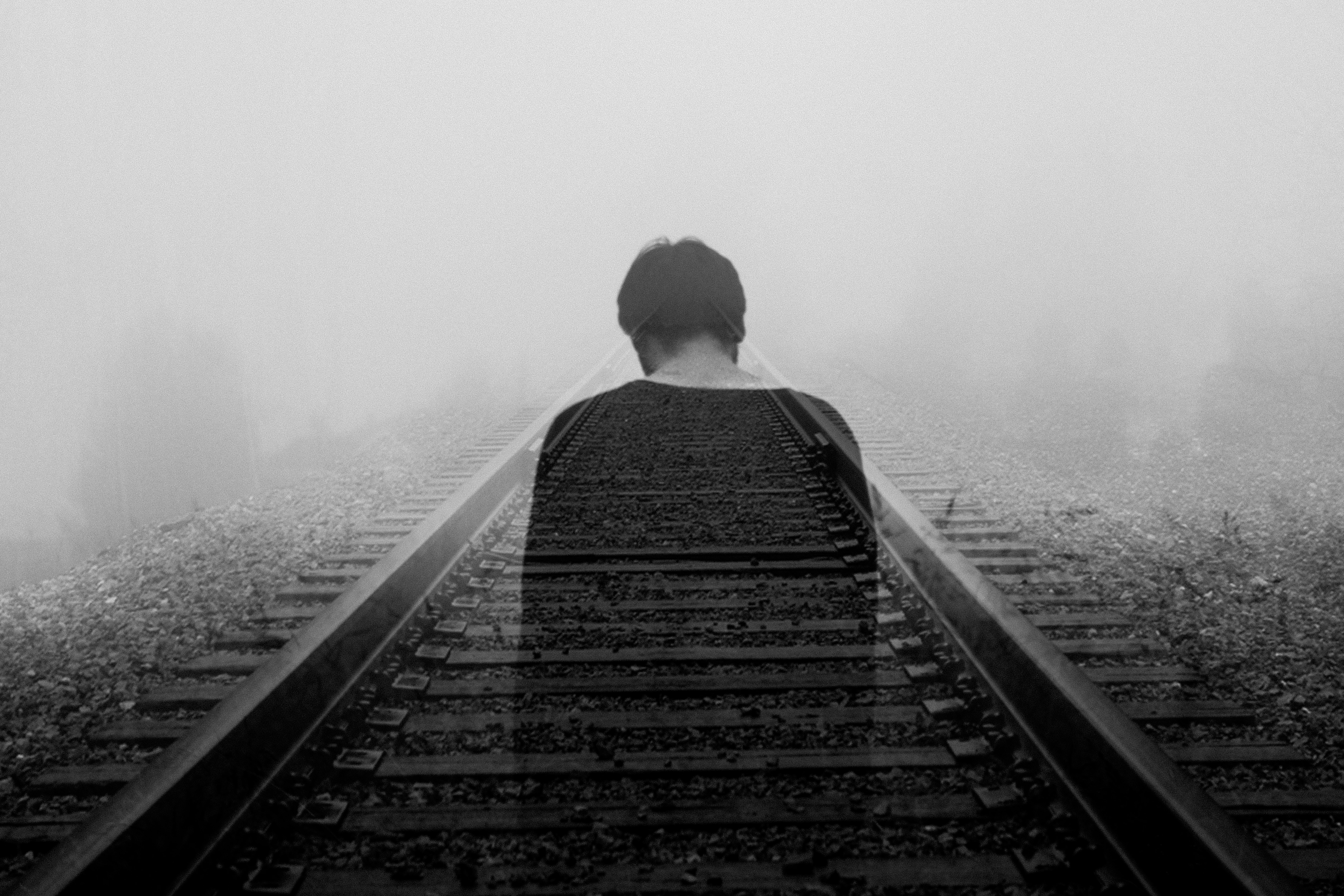 Disappearing completely - living with psychosis