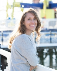 Kimberley Barnard, Get Clear On Your Purpose - Life Coach